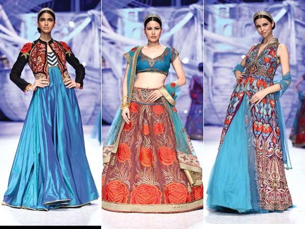 India Bridal Week 2013 Roundup