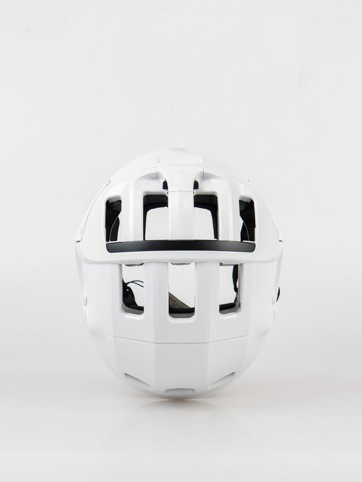 OVERADE , Plixi Beyaz Katlanan Bisiklet Kaskı #shopigo#shopigono17#spor&outdoor#lifestyle#sports
