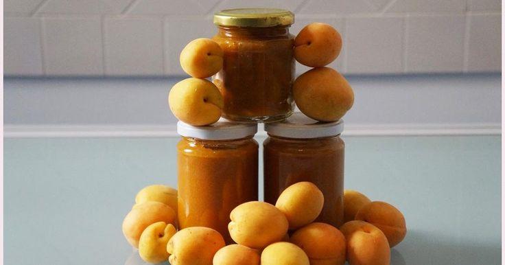 Confettura di albicocche - Ricette di non solo pasticci