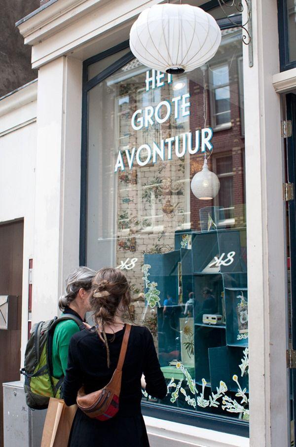 HET GROTE AVONTUUR with vintage home accessories Haarlemnerstraat 25 www.hetgroteavontuur.nl