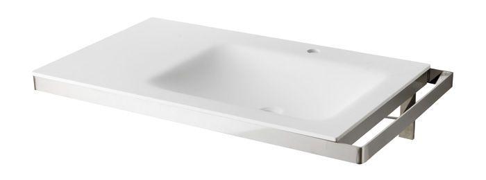 Porte serviette int gration box bathroom pinterest for Fly porte serviette