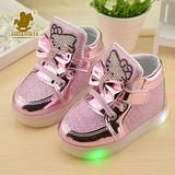 Today's Fashion Trendy Girls Sneakers Chaussure Enfant Hello Kitty Gir – Babymoore & Co
