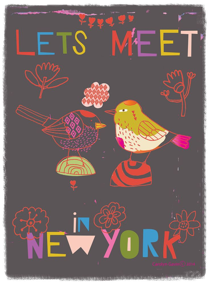 designs from ecojot designer Carolyn Gavin - BLOG see you in nyc. surtex and stationery  www.designerjots.squarespace.com