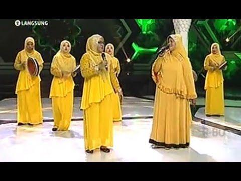 Aksi Qasidah Tathmainul Qulub - Banten ' Bondolan ' @ D'T3rong Show 9 Se...