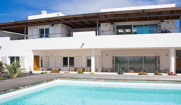 Villa Vie La Vie is a large holiday rental villa constructed over two floors and has a approx. 470 sq meters, it has a total of five bedrooms one of the bedrooms being a double bed Studio apartment.