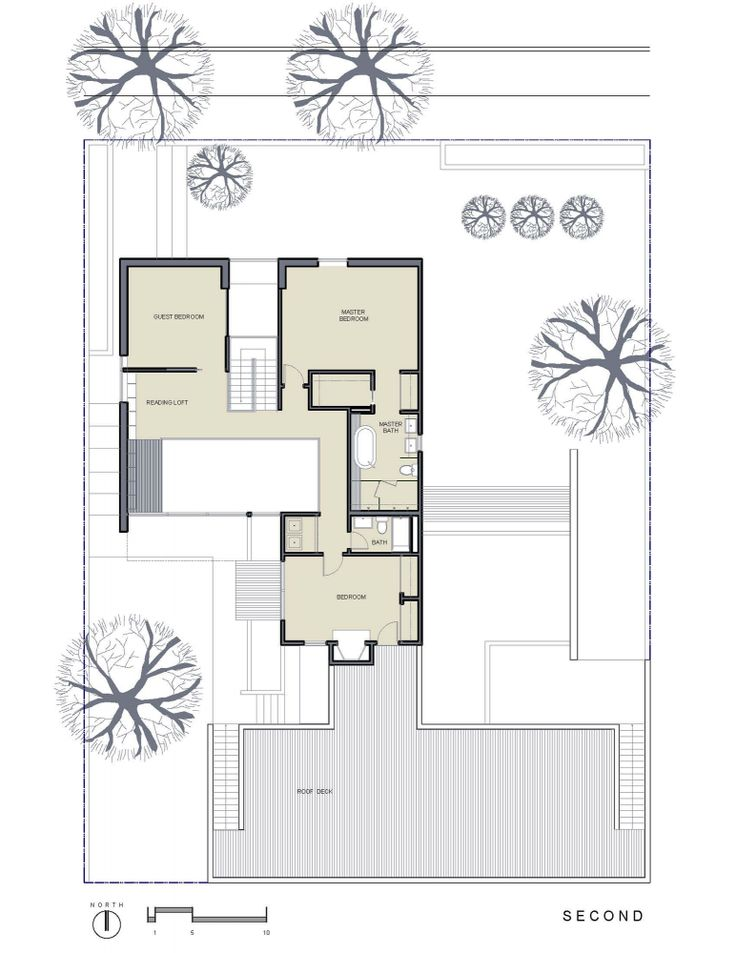 Gallery of Bucktown Three AD Submission / Studio Dwell Architects - 34.  House DrawingArchitecture PlanAmazing ...