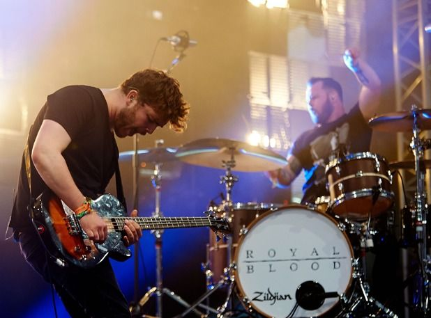If you haven't checked out royal blood yet I suggest you do so...