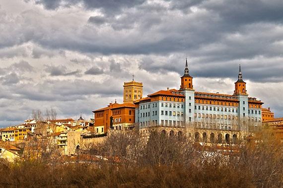 Teruel and its Mudejar architecture