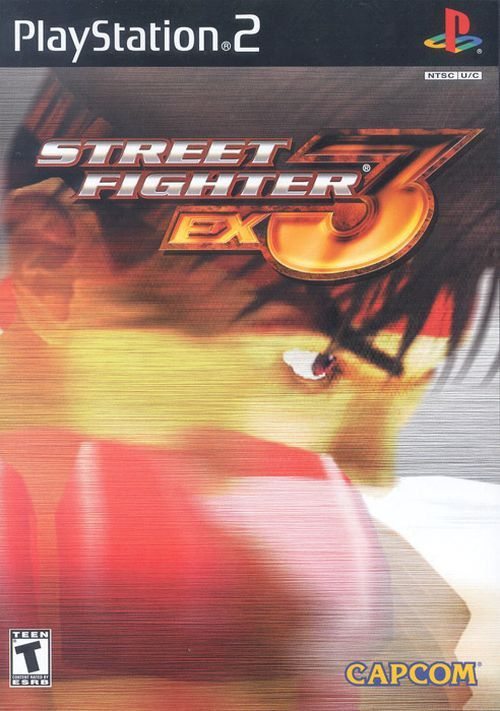 Street Fighter EX3  (Sony PlayStation 2, 2000)  USE CODE WEB20 - SAVE 20% ON ANY ORDER #streetfighting #playstation #retro #gamers