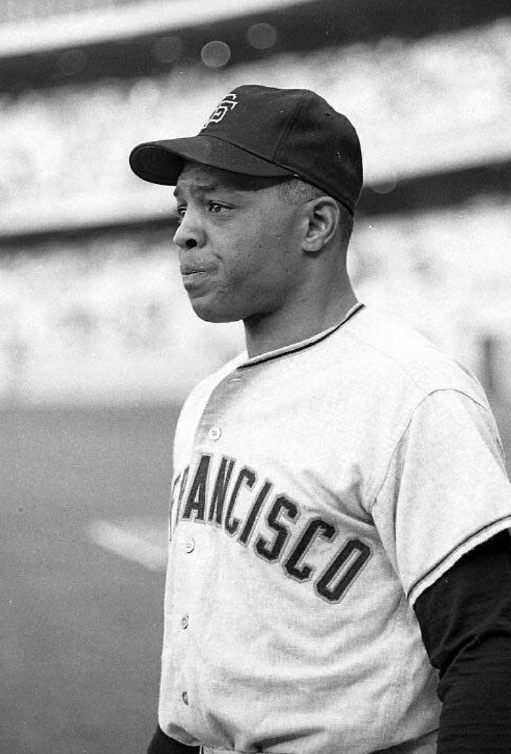 Willie Mays Lucky enough to see him play and boy could he play.....