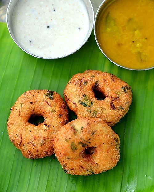 Cabbage Vada Recipe|Urad Dal Vadai With Cabbage | Chitra's Food Book
