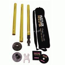 Varão Dourado Pole Portable Stripper Pole Kit Completo - from category Varão Strip (SexShop CrazyShop Sex Shop Online)