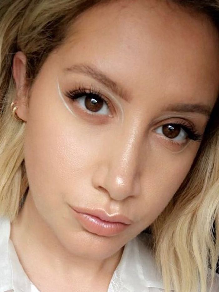 Ashley Tisdale S New Makeup Line Is A Cross Between Pro Makeup And Glossier Ashley Tisdale Ashley Tisdale Makeup Makeup