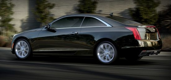 The 2015 Cadillac ATS Coupe is Coming Soon to Your Cadillac Dealership Near Chicago