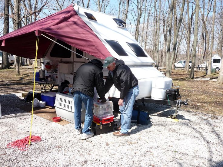 Awning Possibilities A Frame Camper Trailers A Frame