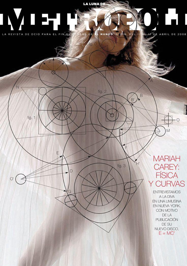 MARIAH CAREY, fisical and curves. Album E=MC2. 2008.