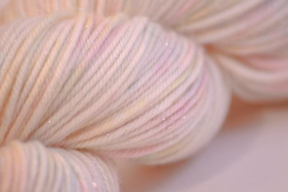 Arkenstone colour way, with stellina sparkle. Can we just talk about this for a minute? It's beautiful yarn. It's enough for a shawl. It's HOBBIT THEMED. Need.