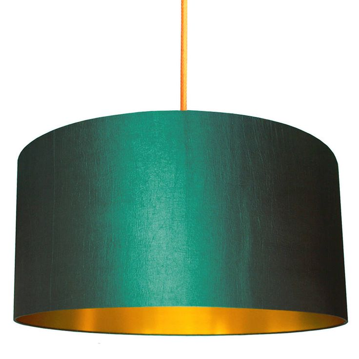 Are you interested in our gold lined lampshade petrol? With our peacock fabric lampshade you need look no further.