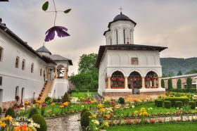 Aninoasa Monastery https://greattimesphotography.blogspot.ro/2017/06/aninoasa-monastery-is-orthodox-church.html