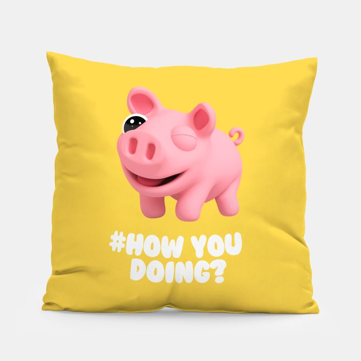 Rosa the Pig How you doing Yellow Pillow, Live Heroes