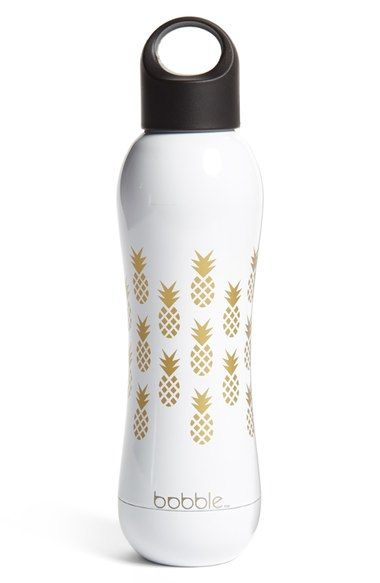 bobble 'Pining for You' Stainless Steel Water Bottle available at #Nordstrom