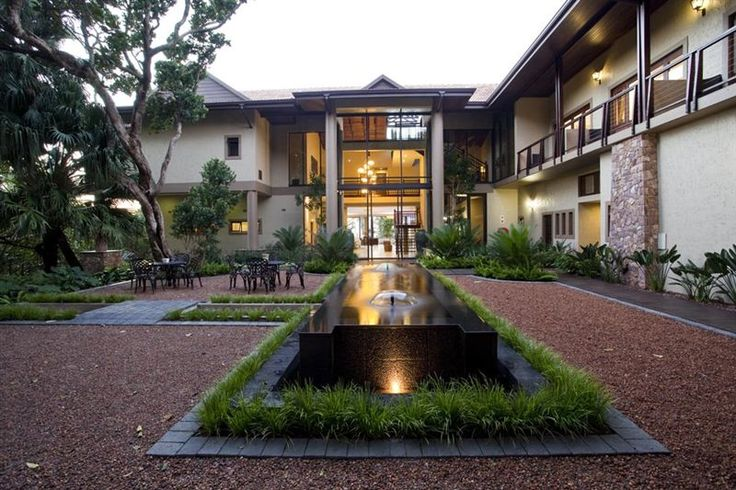 Coco De Mer Boutique Hotel - Architecturally designed in modern Bali style, Coco De Mer is the epitome of Boutique Hotel elegance. It towers gracefully over Ballito's Compensation Beach Road. The Hotel overlooks the beach and manages ... #weekendgetaways #ballito #southafrica