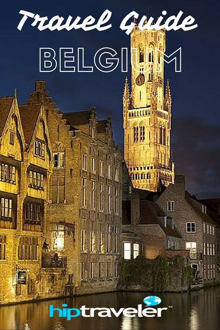 HIP Traveler Travel Guide to Belgium    The Kingdom of Belgium, mostly known as Belgium, carries along centuries of history. And it may not be imposing as Germany, or charming as Holland or even glamorous as France but that does not mean Belgium does not have its enchantments.:   