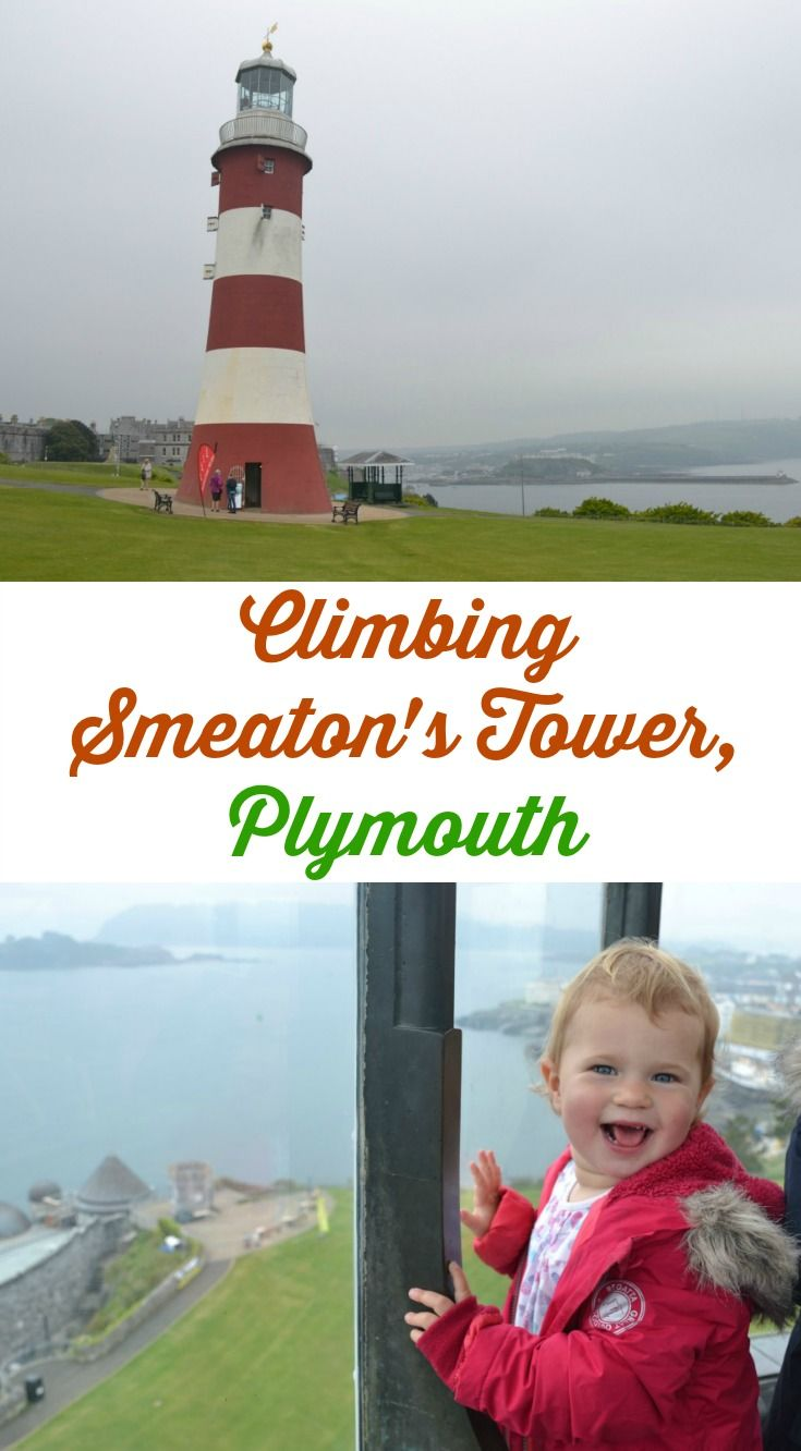 Is climbing Smeaton's Tower possible with toddlers? I found out during a recent trip to Plymouth with kids when we visited this iconic Eddystone lighthouse
