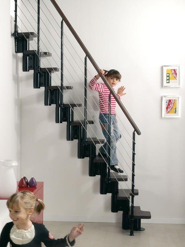 Les 43 Meilleures Images Du Tableau Escalier Sur Pinterest