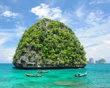 Islas del mar Andaman, Oceáno Índico. NatGeo.