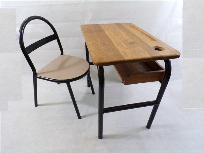 17 best ideas about meuble enfant on pinterest fauteuil for Chaise ecolier vintage