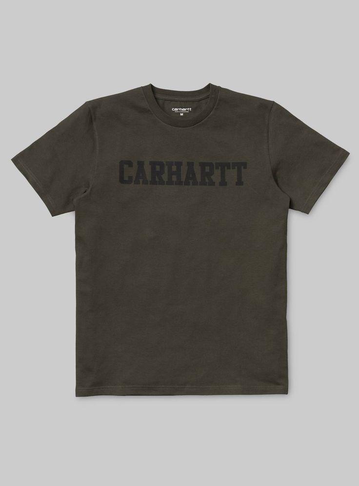 Carhartt WIP S/S College T-Shirt | carhartt-wip.com