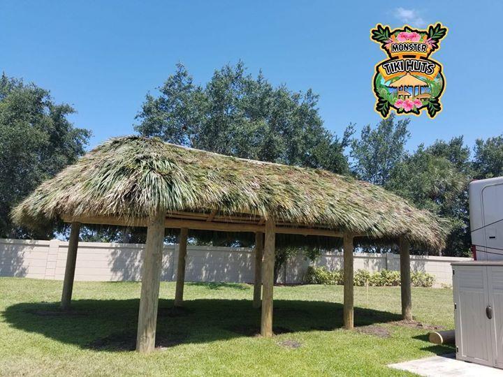 Rectangle Tiki Huts Monster Tiki Huts Tiki Hut Tiki Hut