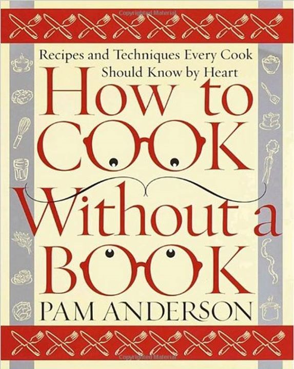 How to Cook Without a Book #weirdbooks