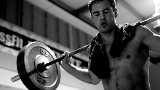 Crossfit Infinite does the Filthy 50