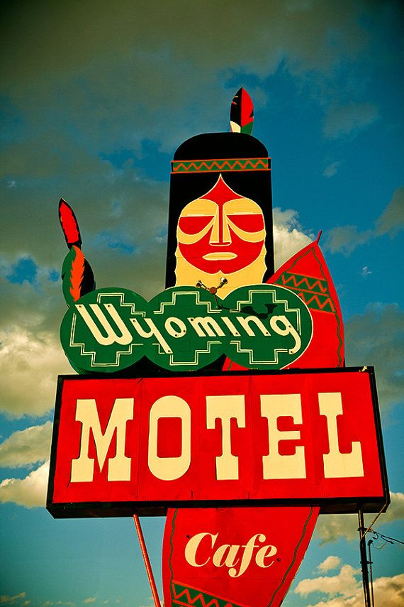 Hey, I found this really awesome Etsy listing at https://www.etsy.com/listing/64358845/wyoming-motel-sign-neon-sign-retro-home