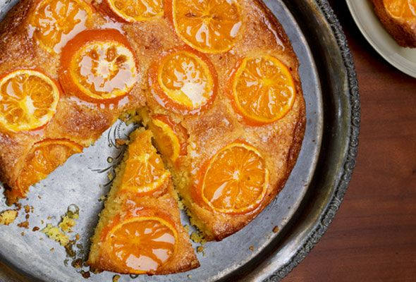 Satsuma Orange Cake Recipe | Leite's Culinaria (quick, before the winter citrus is gone)
