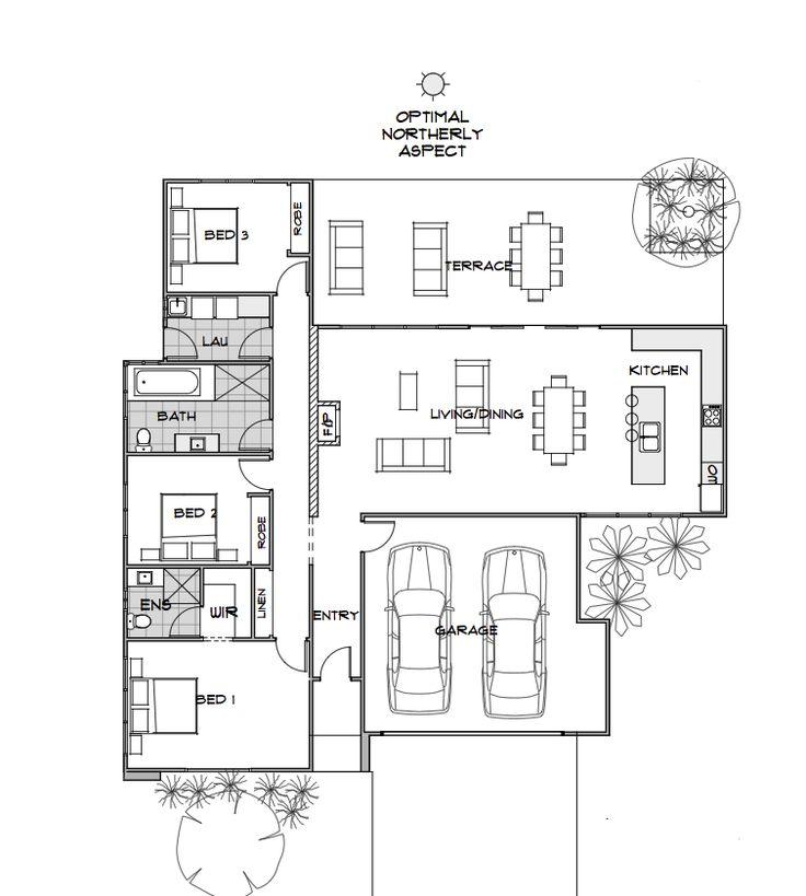 Luna Home Design Energy Efficient House Plans Green Homes Australia