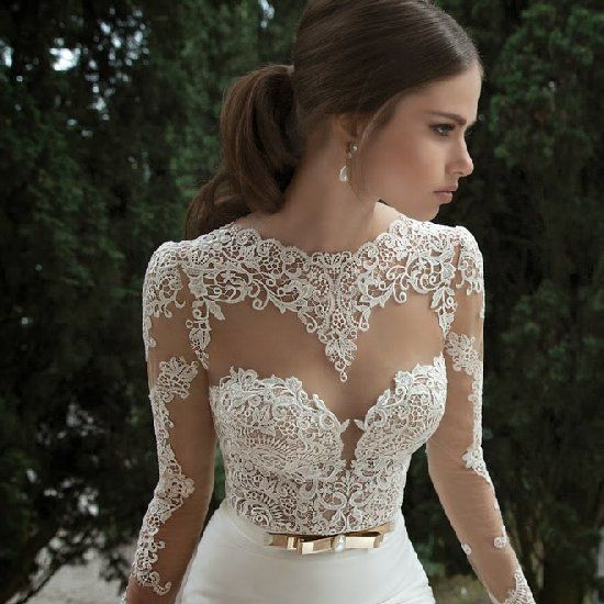 A gallery of the Best Wedding Dresses of 2013 (Gown by Berta Bridal). Wow, everyone needs to look at these!!!