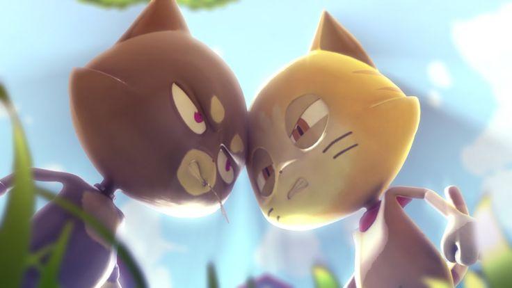 Joni Boni Puff - Pohon Mahkota Kucing