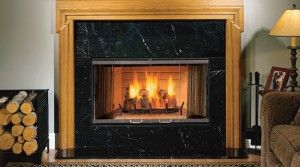 Soverign Monessen Wood Fireplaces #TheFireplaceFactory