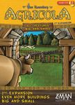 Agricola: All Creatures Big and Small - Even More Buildings Big and Small | Board Game | BoardGameGeek