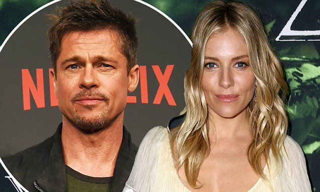 Brad Pitt and Sienna Miller 'secretly dating'