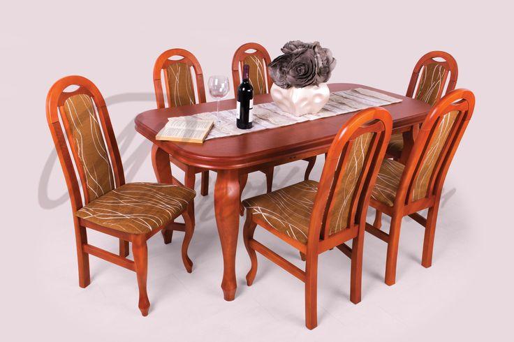 Nevada étkező Nevada asztallal (6 személyes) l http://megfizethetobutor.hu/etkezo/etkezogarnitura/6-szemelyes-etkezogarnitura/nevada-etkezo-nevada-asztallal-6-szemelyes