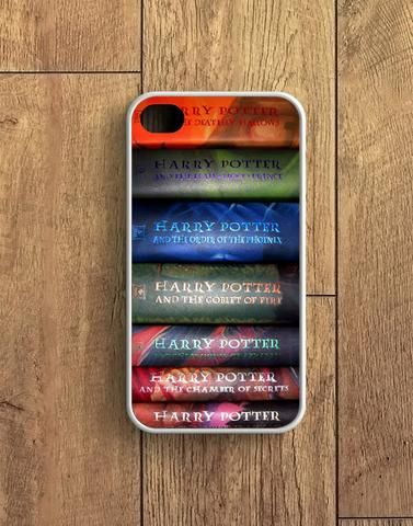 Harry Potter All 7 Book iPhone 4   4S Case
