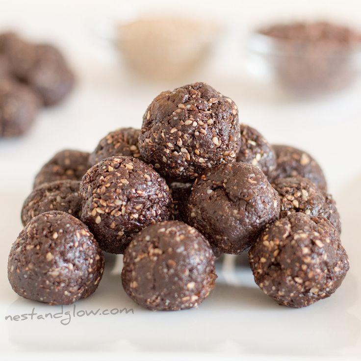 halva sesame chocolate raisin recipe