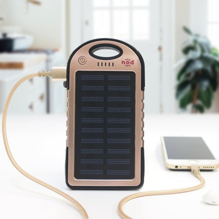 Rose Gold Beam Bank Rose Gold Beam Bank Solar Power Charger Coolchargers Portable Solarenergy Its Fri Solar Power Charger Solar Charger Solar Power Energy
