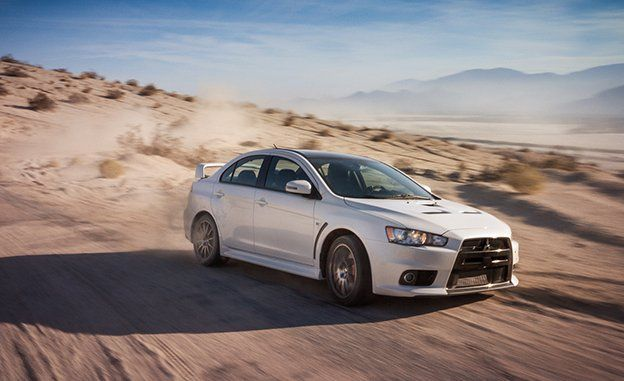 2015 Mitsubishi Lancer Evolution Final Edition Test – Review – Car and Driver