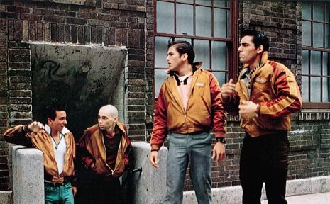 """""""The Wanderers"""" comes home at last with a special presentation tonight at the Film Society of Lincoln Center: http://nyr.kr/SBcJVI"""
