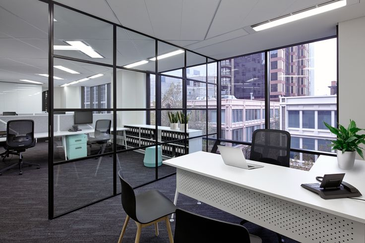 Rialto Commercial Office Fitout